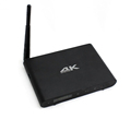 Dual Octa Core Amlogic S912 4K Android 7.0 Kodi TV Box with Camera