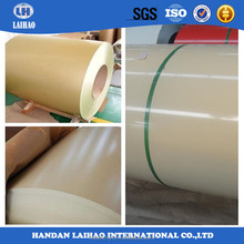 DX51D SGCC prepainted Galvanized Steel Coil/PPGI with different thickness can be customized