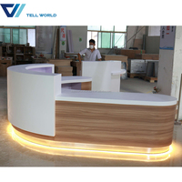 Artificial Stone Solid Surface Convenience Store Checkout Counters,Australia Design Checkout Counter,Restaurant Counter Cabinets