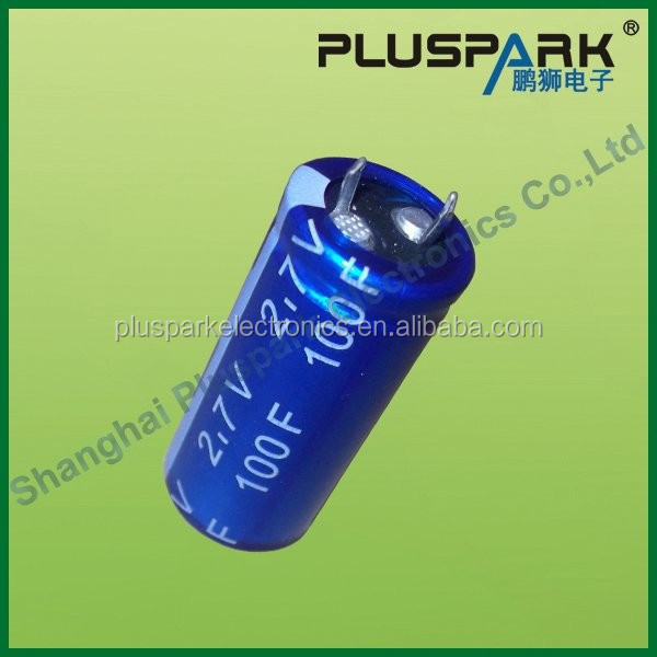 100F 2.7V Ultracapacitor , Super capacitor,Brand Quality