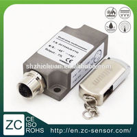 ZC Sensor Factory fast response time jeep inclinometer for vehicle for FEL truck