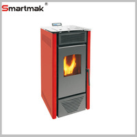 2015 year Graceful Wood Burning Pellet Stove CE,ETL