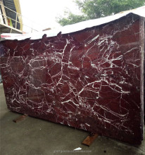 Rosa Levanto Marble,Rosso Lepanto Marble,Purple Red Marble brushed Red Marble Stone Tea Rose