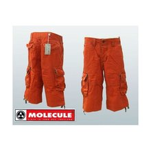 Molecule 3/4 Pant orange