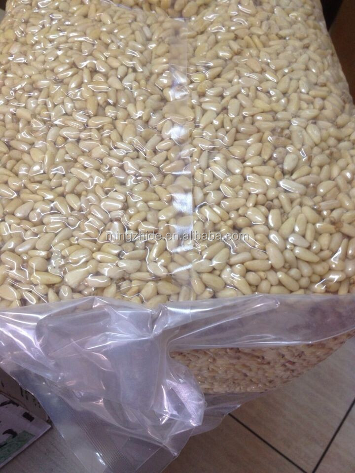 Red pine nuts kernels 2016 crop