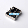 for LCD & TV panels high mechanical strength SMT 3.1 plug USB interface pcba type
