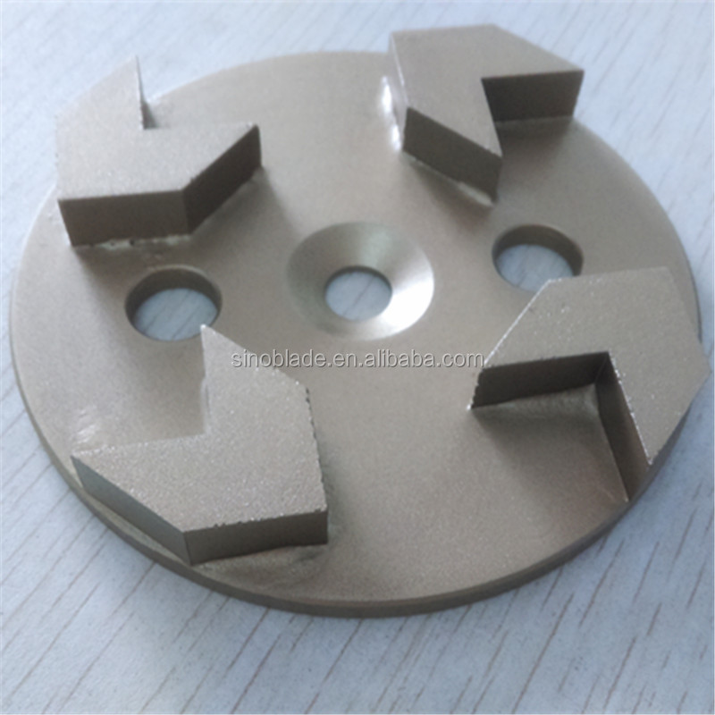 Concrete Polishing Disc of diamond grinding segments