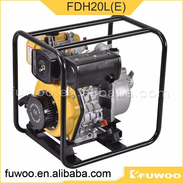 Fdh20l(e) Low Speed Single Phase Ultra High Pressure Water Pump