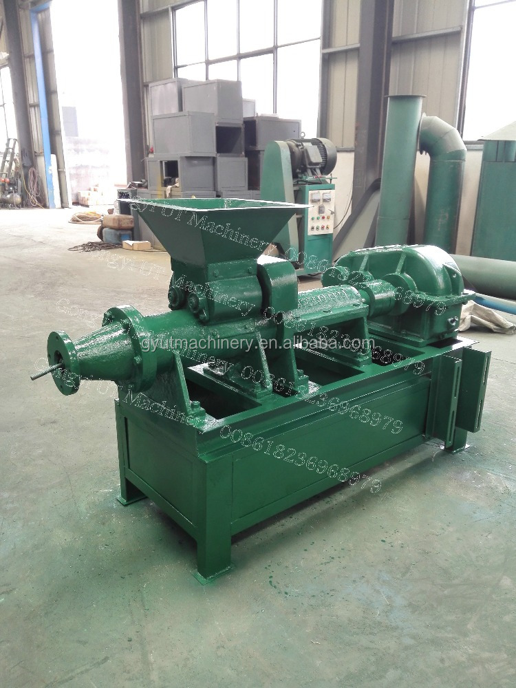 Gold supplier coal charcoal rods briquette making machine/Alibaba trade assurance supplier coal charcoal sticks extruder machine