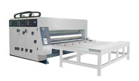[RD-SB910-2000-5] Used corrugated carton flexo printing machine with 5 color printing slotting