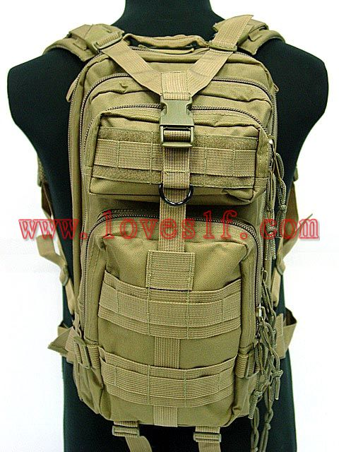Fashiona outdoor Camping Hiking Backpack Assault 3P Military Backpack