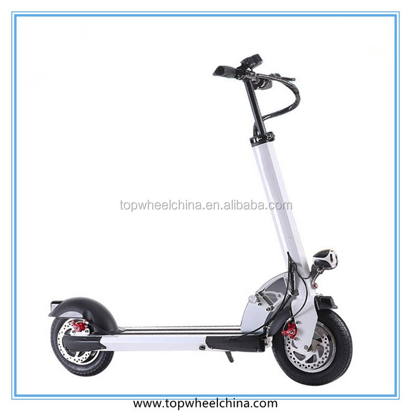 two wheel foldable adult 36v 500w <strong>CE</strong> 10 inch kick scooter china electric scooter