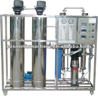 RO cosmetic water purification machines prices