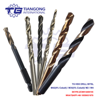TG Manufacturer DIN338 Metal Twist Drill