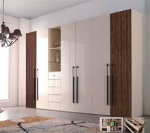 Bedroom wall wardrobe modern design/modern home furniture for wardrobe set
