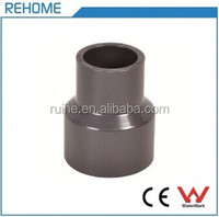 China Supplier Free Sample Cheap PVC Plastic Pipe Fitting Reducing Coupling