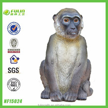 Decorative Art and Craft Resin Garden Monkey