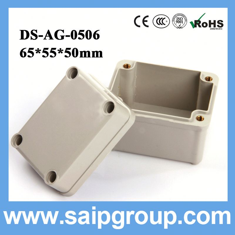 electrical terminal boxes plastic fly box DS-AG-0506