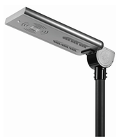 30W factory price super LED chip solar LED integrated street light
