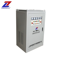 100KVA three phase Compensating voltage stabilizer