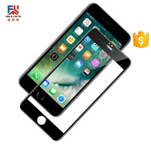 privacy tempered glass for iphone 5 0.33mm pertect 3d curved 6
