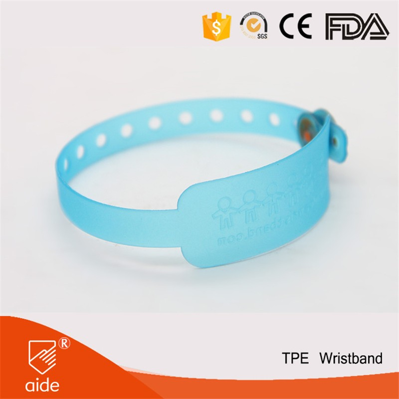 AIDE OEM And ODM Personalized Rubber Wrist Bands
