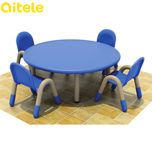 wholesale child fancy plastic study table and chair