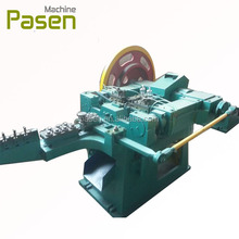 polished nail making machine/automatic roofing nail making machine/nail making machine