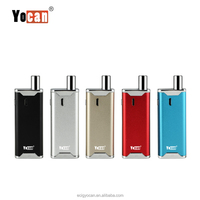 New products 2018 innovative product wax vaporizer yocan hive 2.0 Variable Voltage with No-leakage design