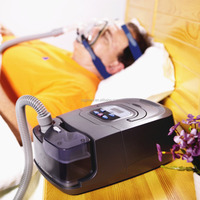 GI Auto CPAP Machine Health Care