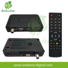 China multistream/IKS/H.265 HEVC/IPTV satellite receiver GX6101S supplier
