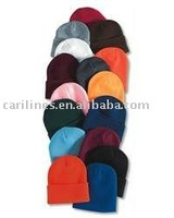 pure color cheap winter warm hats