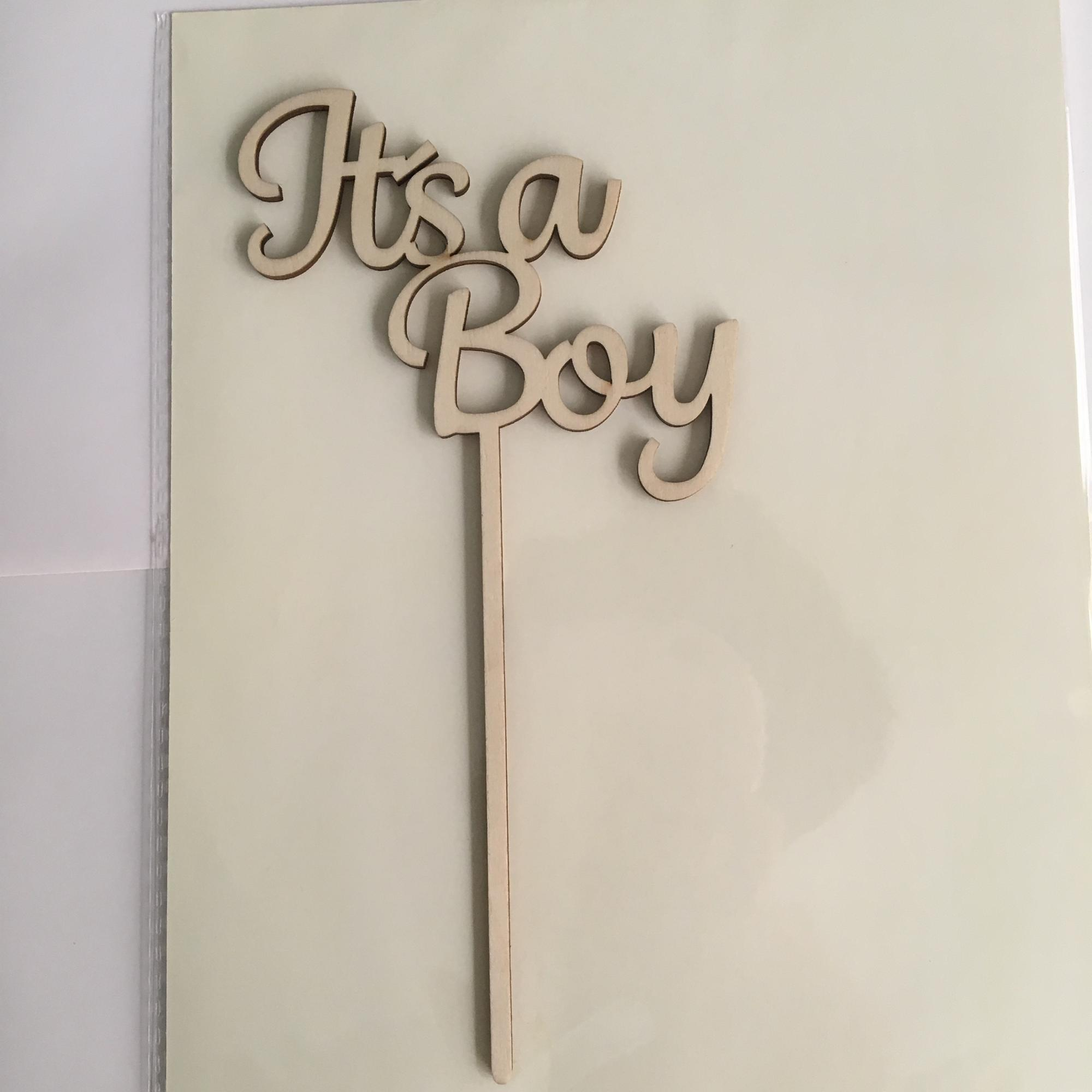 Customized Laser cutting plastic cake topper wedding gold  acrylic LOVE cake toppers