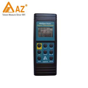 8711 AZ Portable Remote Humidity Sensor Probe Humidity Temperature Psychrometer Hygrometer