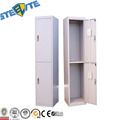 Modern Design Factory Direct Sale 2 Doors Storage Steel Locker