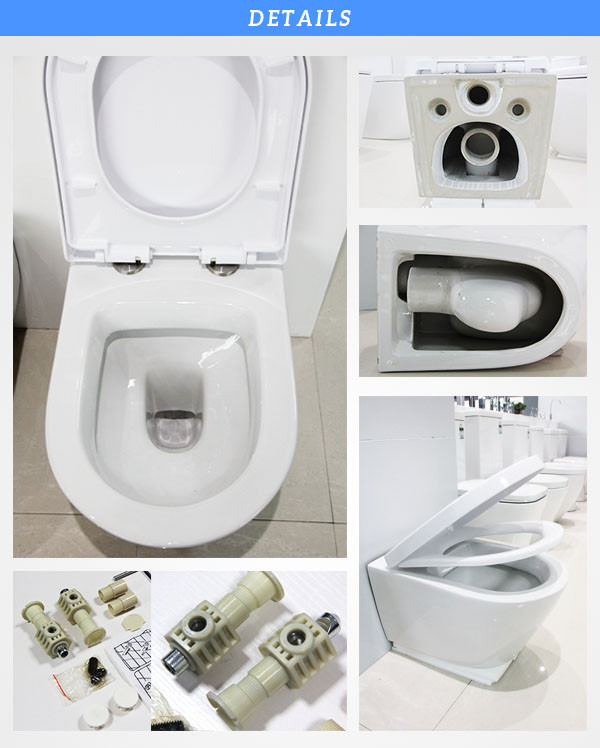 Bathroom Concealed Cistern Wc Water Closet With Watermark