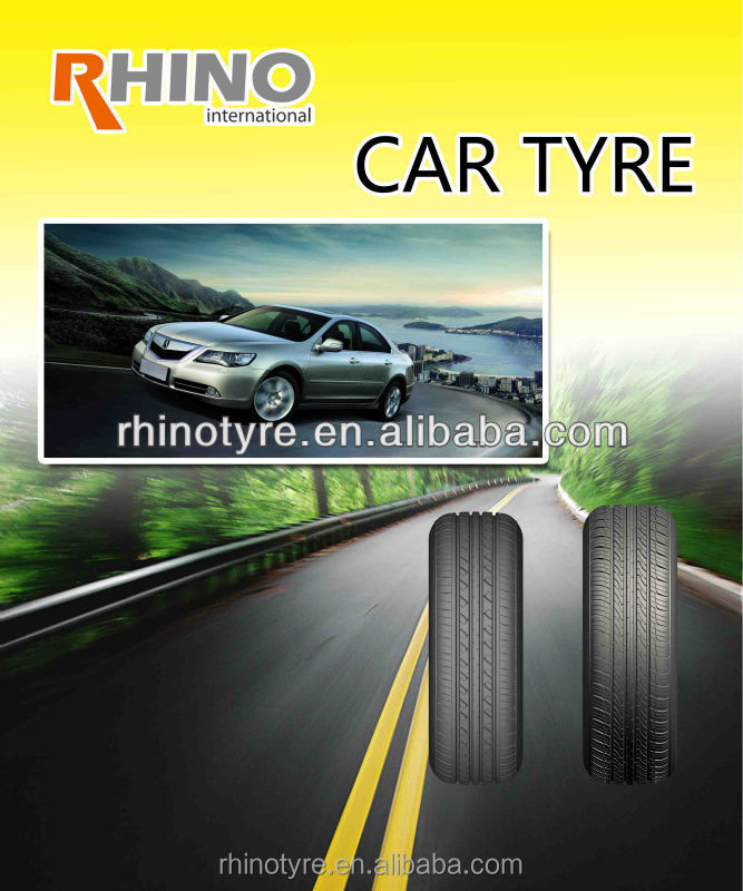 PCR tyre 185R14C for Middle East