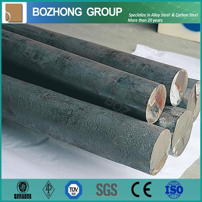 High Quality Hot Rolled Low-Alloy GB Q390 Corten Steel Round Bar