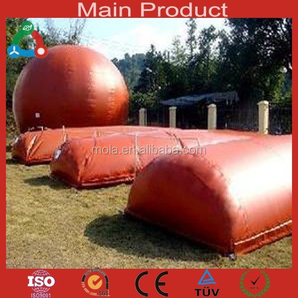 New energy eco-friendly high quality biogas production
