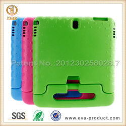 2015 New arrival colorful Protective Kickstand Cases for Samsung Galaxy Tab