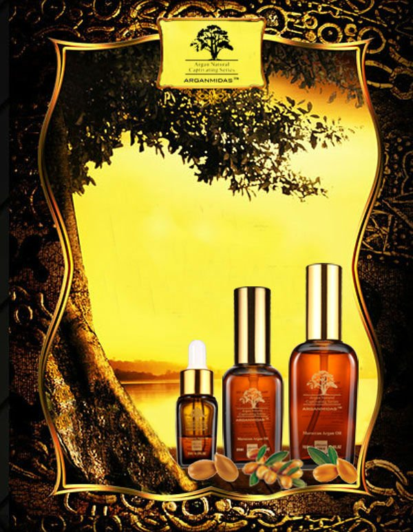 New products argan oil nourishing oilve essential oil buy bulk