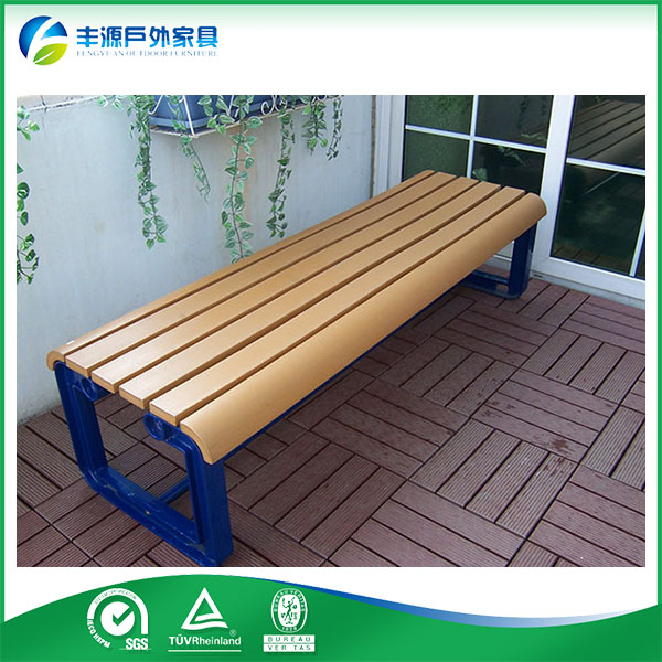 OEM High Quality Garden Decorative Outdoor Benches