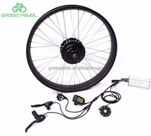 Green Pedel 48V 500W electric motorcycle kit motor kit