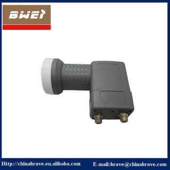 Low Noise Ku Band Dual Output Lnb