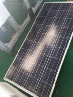 A grade Low price 12v 25w solar panel price per watt from China