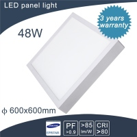 2015 new products led cube panel light ceiling downlight