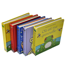 English language reading children fairy tale book printing story book printing