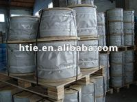 steel wire rope with asphalt coted 1x19