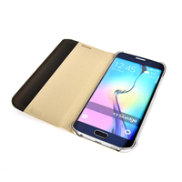 2016 New Style Flip Smart Display Cell Phone Case Cover for Samsung J5
