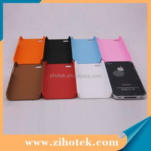 Phone case sublimation printing for iPhone 4/4s ,sublimation oil spray cover case for iphone 4/4s,oil spray case sublimation